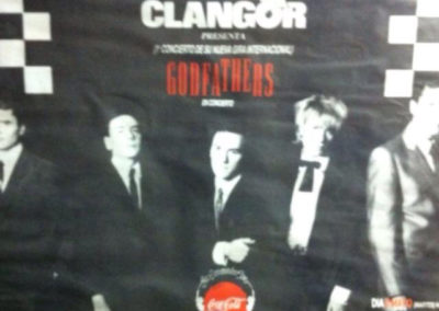 Cartel The Godfathers at Clangor